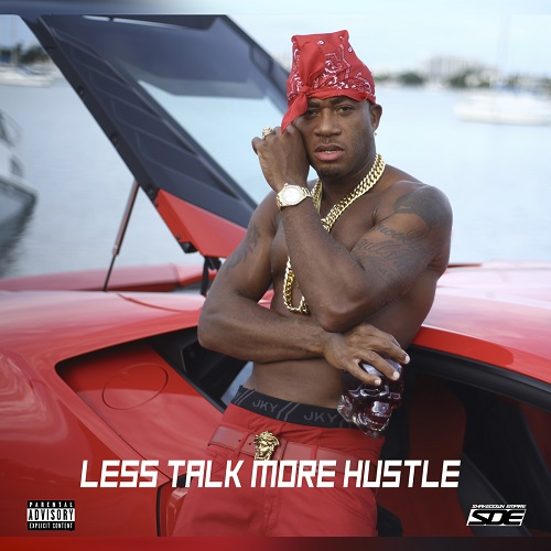 (Rap / Hip-Hop) Red Cafe - Less Talk More Hustle - 2018, MP3, 320 kbps