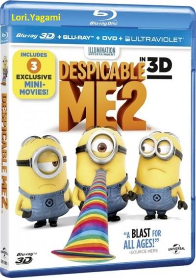 Despicable Me 2 2013 720p BluRay x264-CtrlHD