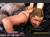 Hightide: (Penelope, 1 male) - PENELOPE - BACK AT YOUR FEET [HD 720p] - Domination, Sex Scat, Blowjob