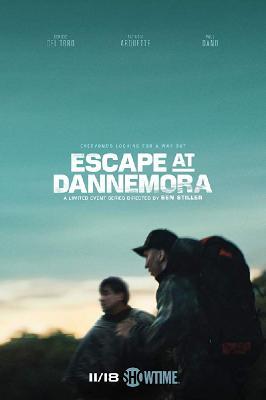 Побег из тюрьмы Даннемора / Escape at Dannemora (2018)