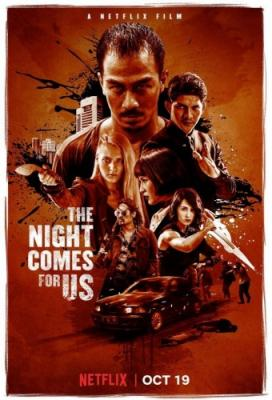 Ночь идёт за нами / The Night Comes for Us (2018) WEBRip 1080p | HDrezka Studio
