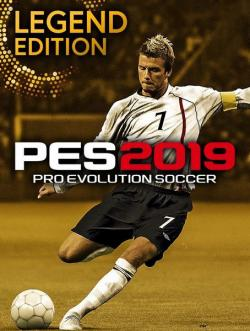 Pro Evolution Soccer 2019 (2018, PC)