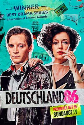 Германия 86 / Deutschland 86 [Сезон: 1] (2018) WEB-DL 1080p | AlexFilm