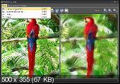 FotoSketcher 3.40 Portable + учебник