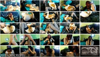 Sex Scat (Aria) 50 Shades of Brown. Part 4 [FullHD 1080p] Scatology, Amateur