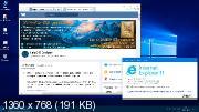 Windows 10 Enterprise LTSB x64 14393.2639 by Semit (ENG/RUS/UKR/2018)