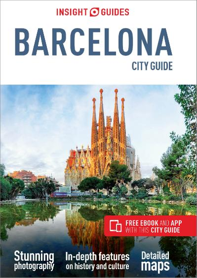 Insight Guides City Guide Barcelona (Insight City Guides), 9th Edition