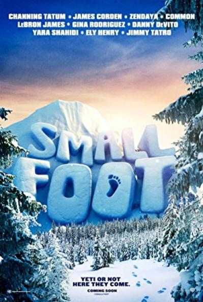 Smallfoot (2018) [BluRay] [1080p] [YTS AM]