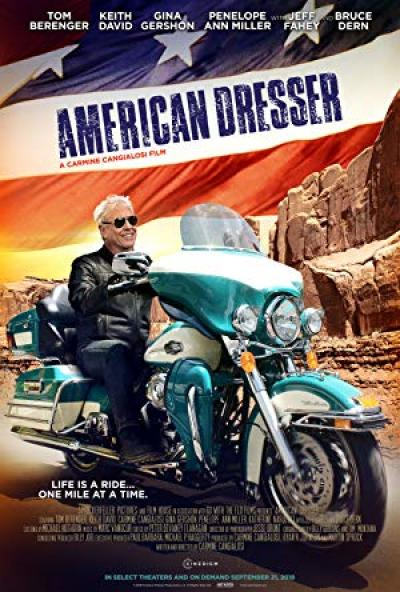 American Dresser (2018) [BluRay] [720p] [YTS AM]