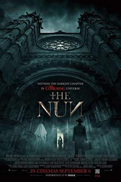 The Nun (2018) [BluRay] [1080p] [YTS AM]