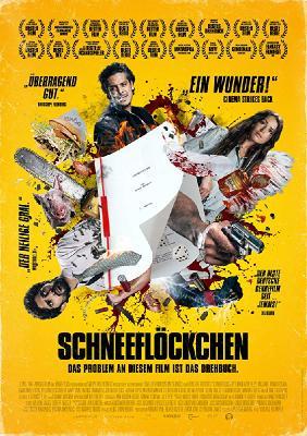 Снежинка / Schneeflöckchen (2017)