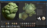 Allegorithmic Substance Painter 2018.3.1.2619