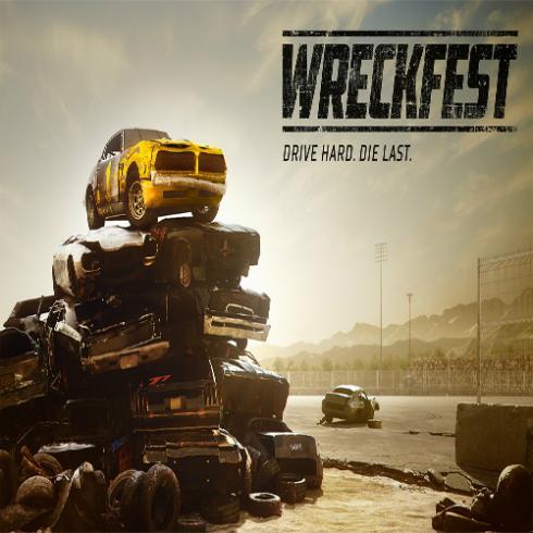 Wreckfest OST (2018)