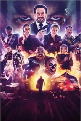 Шпионы на всю голову / Action Team (2018)