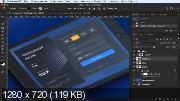 WEB-Photoshop Создаём форму оформления заказа (2018) PCRec