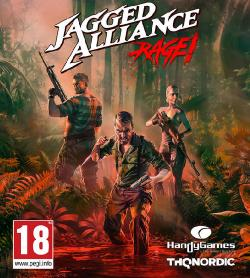 Jagged Alliance: Rage! (2018, PC)