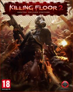 Killing Floor 2: Digital Deluxe Edition (2016, PC)