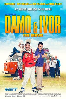 Дамо и Айвор: Фильм / Damo & Ivor: The Movie (2018)