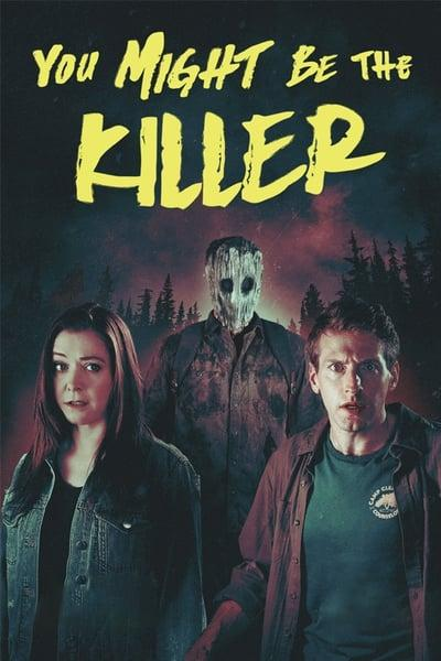 You Might Be the Killer 2018 1080p AMZN-CBR WEB-DL DDP5 1 H 264-NTG