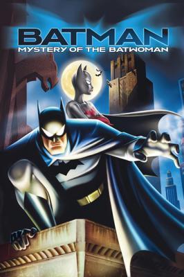 Бэтмен и тайна женщины-летучей мыши / Batman: Mystery of the Batwoman (2003) BDRemux