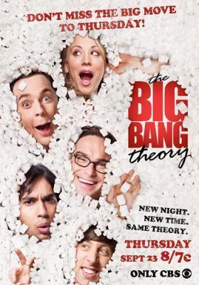 ������ �������� ������ / The Big Bang Theory [�����: 1-3] (2007-2009) BDRip 720p | �����-������