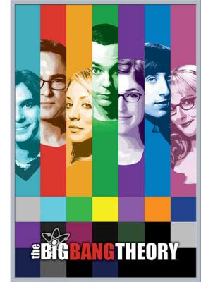 Теория большого взрыва / The Big Bang Theory [Сезон: 9] (2015-2016) WEB-DL 720p | Кураж-Бамбей