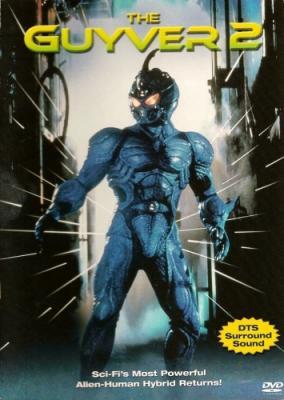 Гайвер 2: Темный герой / Guyver: Dark Hero (1994) WEB-DL 720p
