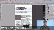 Adobe Indesign: Быстрый старт (2018/PCRec/Rus)