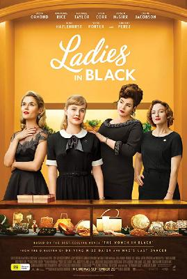 Леди в черном / Ladies in Black (2018)