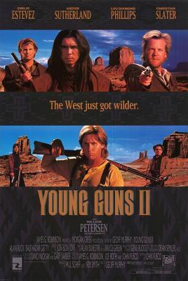 Молодые стрелки 2 / Young Guns 2 (1995)