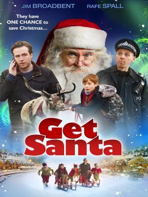 Достать Санту / Get Santa (2014) BDRip 1080p