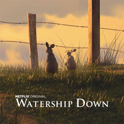 Обитатели холмов / Watership Down [Сезон: 1] (2018) WEBRip 1080p   Netflix