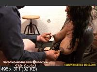 Veronica Moser, 1 male HD 720p VM64 - SHIT FACIAL [Scatting, Domination, Scat Porn, Humiliation, Face Sitting, Toilet Slavery, Milf]