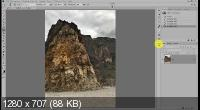 Как установить цвет переднего плана в photoshop (2018)