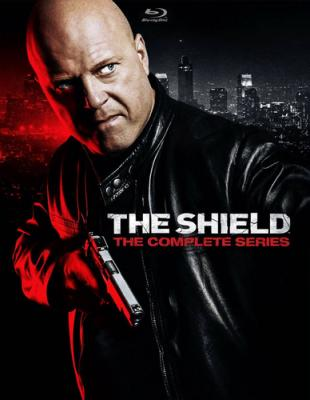 Щит / The Shield [Сезон: 1] (2002) BDRip 720p