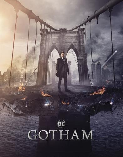 Готэм / Gotham [Сезон: 5, Серии: 1-10] (2019) WEB-DL 720p | NewStudio