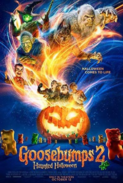 Goosebumps 2 Haunted Halloween (2018) [BluRay] [1080p]