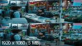 Без черных полос (на весь экран)  Веном 3D / Venom 3D ( by Amstaff) Вертикальная анаморфная стереопара