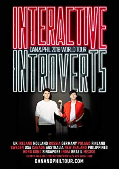 Interactive Introverts (2018) [BluRay] [720p]