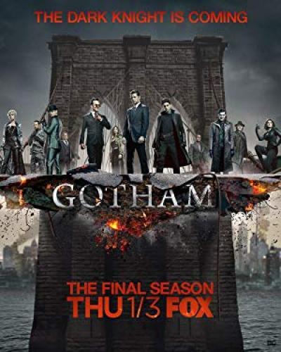 Gotham S05E01 Year Zero 720p AMZN WEB-DL DDP5 1 H 264