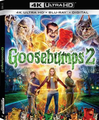 Ужастики 2: Беспокойный Хэллоуин / Goosebumps 2: Haunted Halloween (2018) UHD BDRemux 2160p | 4K | HDR | iTunes