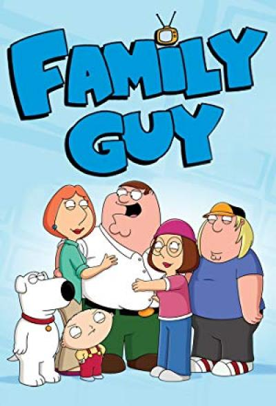 Family Guy S17E10 Hefty Shades of Gray 720p AMZN WEB-DL DD+5 1 H 264-CtrlHD