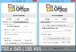 Microsoft Office 2007 SP3 Standard / Enterprise 12.0.6798.5000 RePack by KpoJIuK (2019.01)