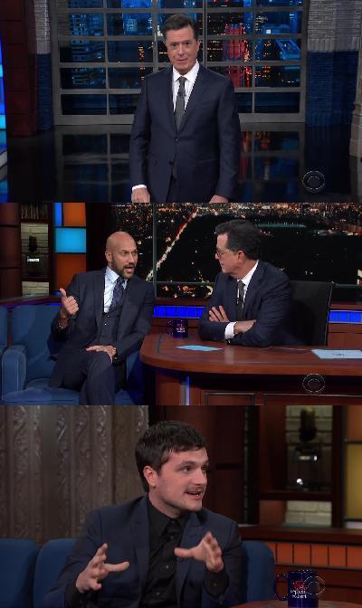 Stephen Colbert 2019 01 08 Keegan-Michael Key 720p HDTV x264-SORNY